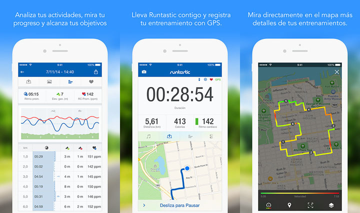 Runtastic 11.8 per Android - Download in italiano