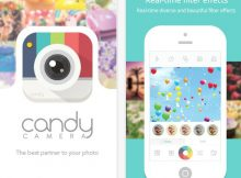 Candy Camera descagar gratis