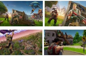 Fortnite Battle Royale es gratis