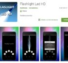 Flashlight LED HD